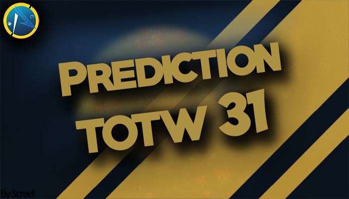 prediction totw 31