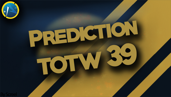 prediction totw 39