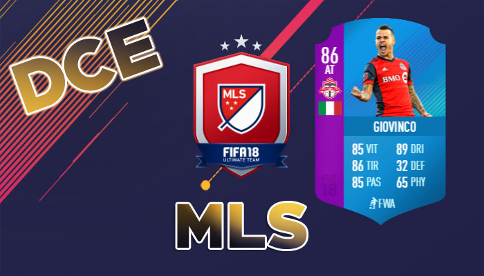 mini dce MLS giovinco