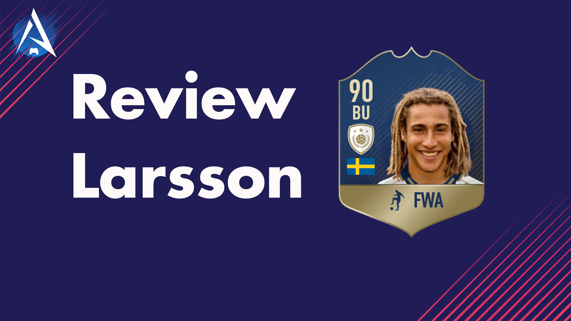 Fut 18 review henrik larsson 90 fut with apero for Deco 90 fut 18
